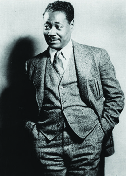 A photograph of Claude McKay is shown.