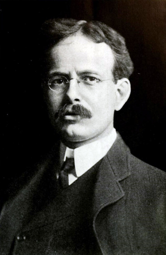Photograph of George Ellery Hale.