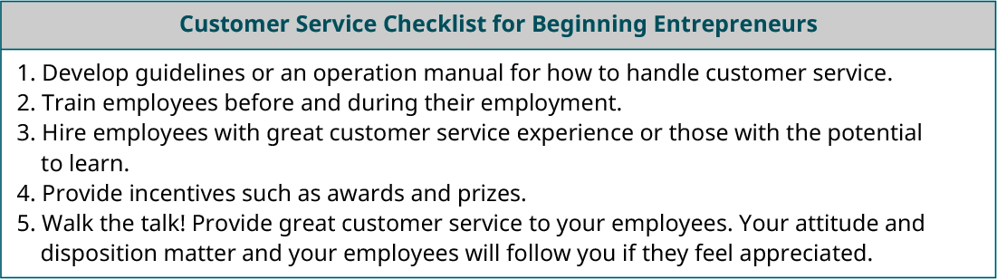 Basic steps of customer service include developing guidelines or an operation manual for how to handle customer service, training employees before and during their employment, hiring employees with great customer service experience or those with the potential to learn, providing incentives such as awards and prizes, and walking the talk to provide great customer service to your employees because the attitude and disposition of the company's leadership matter and employees will follow suit if they feel appreciated.