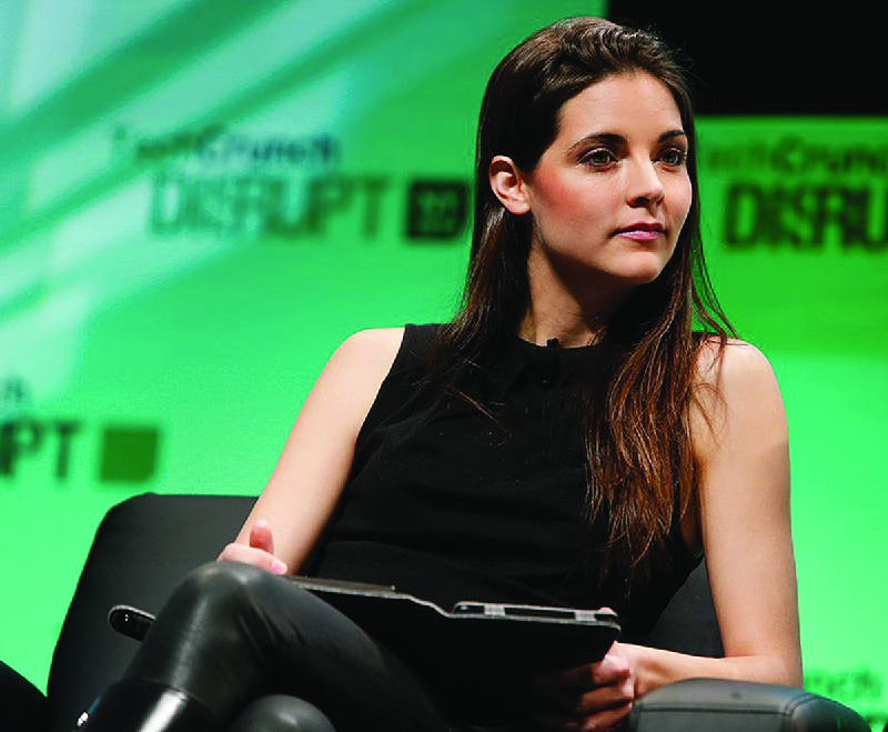 Photo of Kathryn Minshew.